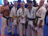 Артемовские спортсмены - призеры V Всероссийских юношеских играх боевых искусств