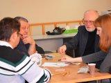 В ноябрьском преферансном турнире победу одержал шахматист. Фоторепортаж