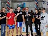 Приморские кикбоксеры отличились на Кубке России. Фото