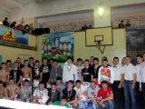 Кикбоксеры отобрались в краевую сборную на турнире в Кировском. Фото