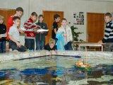 Школьники Владивостока совершенствуются в техническом моделировании. Фоторепортаж