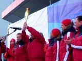 Шесть студентов-волонтеров вузов Приморского края стали Хранителями Огня Универсиады