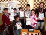 Приморские шахматисты в числе лучших на Дальнем Востоке