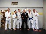Приморские единоборцы прошли обучение бразильскому джиу-джитсу в США