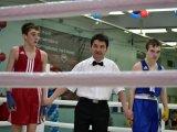 Шесть приморских боксеров в составе сборной ДВ. Фоторепортаж