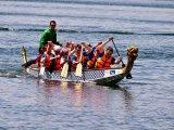 Продолжается прием заявок на участие в соревнованиях по гребле на лодках класса «Дракон»