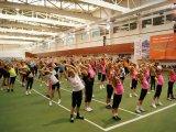 В воскресенье во Владивостоке пройдет весенний Фитнес-Марафон