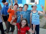 Юные спортсмены федерации кудо проводят летние каникулы в Ливадии