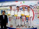 Тхэквондисты Владивостока завоевали награды на чемпионате Кореи. Фоторепортаж