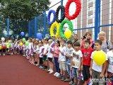 Современная спортивная площадка стала 18-м новым пришкольным спортивным объектом во Владивостоке