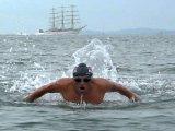 Участники международного заплыва через Берингов пролив попали в Книгу рекордов Гиннеса