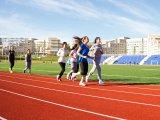 В кампусе ДВФУ  заниматься  спортом может каждый