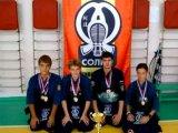 Владивостокские кендоисты стали чемпионами ДВФО