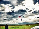 В Арсеньеве прошли дальневосточные соревнования по парашютному спорту. Видео