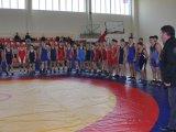 В Уссурийске стартовал турнир по греко-римской борьбе