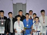 Спортсмены Лесозаводска в числе призеров Кубка Приморья по кудо