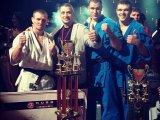 Приморские кудоисты вошли в пятерку лучших на международном турнире «Kudo Challenge 2013»