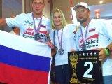 Алексей Чернуха призер мирового Гран-при в Таиланде