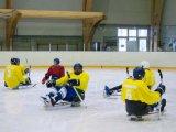 Приморская команда по хоккею-следж примет участие в чемпионате России.