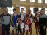 Шесть медалей привезли находкинцы с турнира по греко-римской борьбе среди юношей