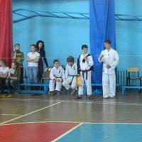 Юные каратисты Партизанска показали мастерство в ката и кумитэ. Фото