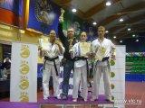 Владивостокские спортсмены джиу-джитсу стали бронзовыми призерами чемпионата России. Фото