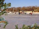«Спортивный клуб острова Русский» подготовил развлекательную программу для любителей зимнего активного отдыха. Фото