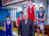 Три «золота» и два «серебра» в копилке сборной Приморья по греко-римской борьбе. Результаты