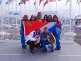 Волонтеры Приморья успешно отработали на Олимпиаде в Сочи