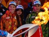 Приморский этап эстафеты Олимпийского огня стал одним из самых упоминаемых в СМИ