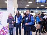 Приморские волонтеры отправились на Паралимпиаду в Сочи