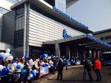 Эстафета Паралимпийского огня прибыла в кампус ДВФУ