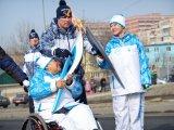 Эстафета Паралимпийского огня в Приморье высоко оценена международными организаторами