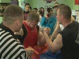 В Фокино прошли соревнования по армспорту. Видео