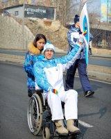 Приморцы на Паралимпиаде в Сочи. Фото