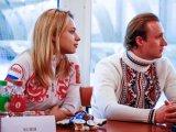 Тренер сборной России по шорт-треку Александр Герциков провел во Владивостоке мастер-класс. Фоторепортаж