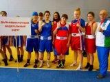 Спортсменки Приморской федерации бокса попали в состав сборной России. Фото
