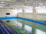 Бассейн в «Олимпийце» готовится к открытию