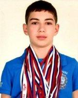 Александр Казанцев – первый в Приморье кандидат в мастера спорта России по шорт-треку