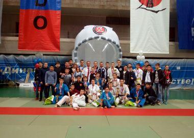 Приморские кудоисты завоевали награды первенства России