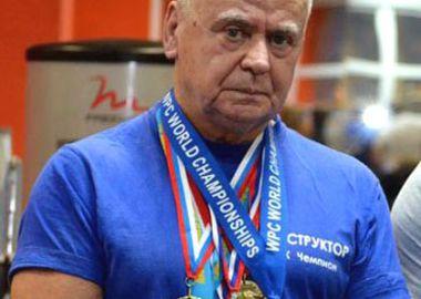 «Золото» Кубка мира завоевал приморский атлет