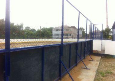 Спортивную площадку в Шкотовском районе откроют 1 сентября