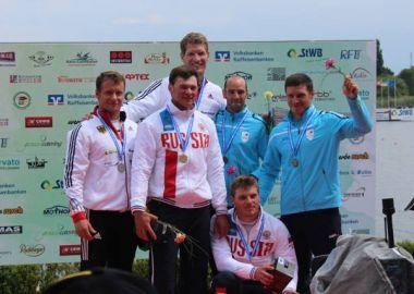 Иван Штыль – двукратный чемпион Европы!
