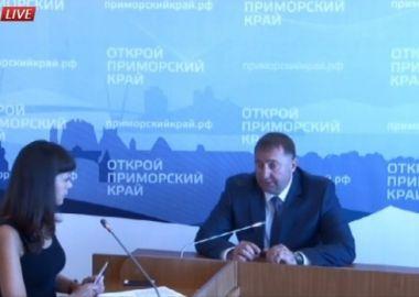 Онлайн-конференция с директором департамента физкультуры и спорта Жаном Кузнецовым
