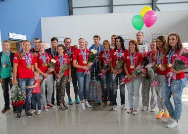Приморские спортсмены собрали урожай наград на чемпионате мира по гребле на лодках-дракон