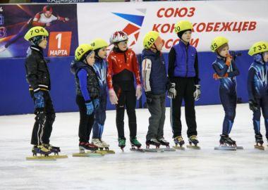Во Владивостоке прошел Кубок «Полюса» по шорт-треку