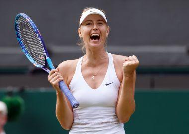 Шарапова вышла в четвертьфинал Australian Open
