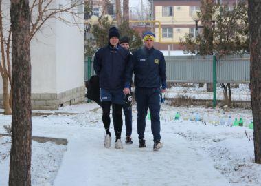 """Первый спарринг в Крымске """"тигры"""" сыграют 3 февраля"""