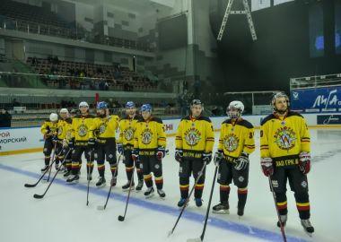 Хоккеисты «Вольфрама» из поселка Восток забросили более 30 шайб в очередном туре Лиги ОТВ
