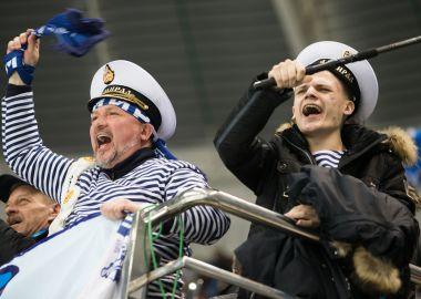 """""""Адмирал"""" продолжает борьбу в плей-офф"""